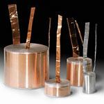 Kupferbandspulen ohne Klirr