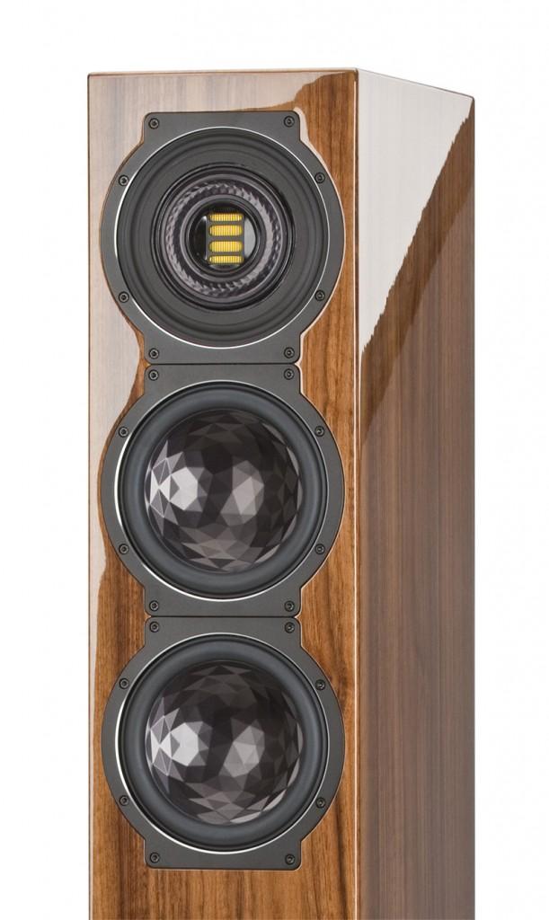 Elac FS 507, VX-JET5 High- End Standlautsprecher, Referenz ...