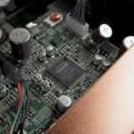 Der Tenor-Receiver ermöglicht die ASIO-Anbindung an den Computer, eine klanglich einwandfreie Wahl