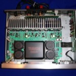 Yamaha MX 55 Innenansicht