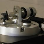 Technics SL M1 Tonarm Detail