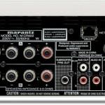 Marantz M-CR-603 Rückansicht