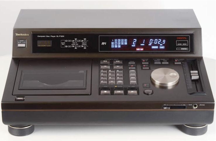 Technics SLP 1200 KA
