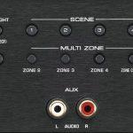 Yamaha RX-A2070 Frontklappe offen