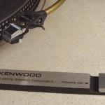 Kenwood KD 500 SME 3009  S3 &Shure