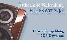elac fs607 test RK