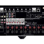 RX-A2080 Rückansicht
