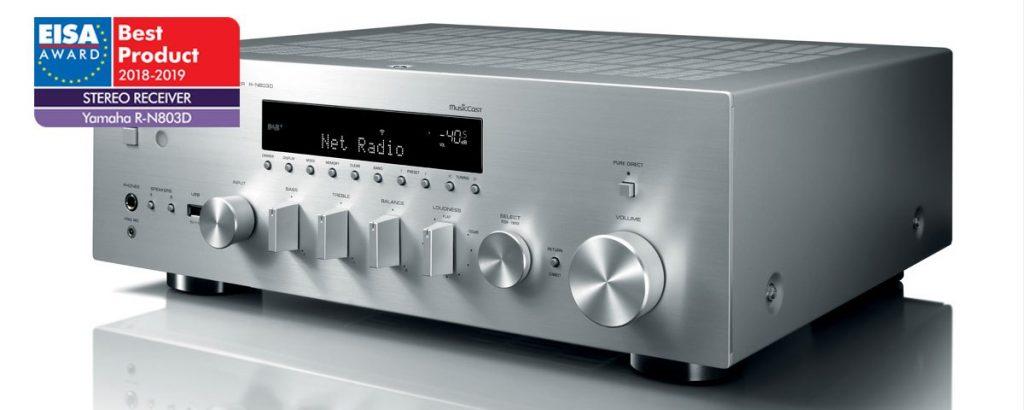 Yamaha RN-803D Schwarz oder Silber Netzwerkreceiver