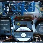 Azur 540C Innenansicht