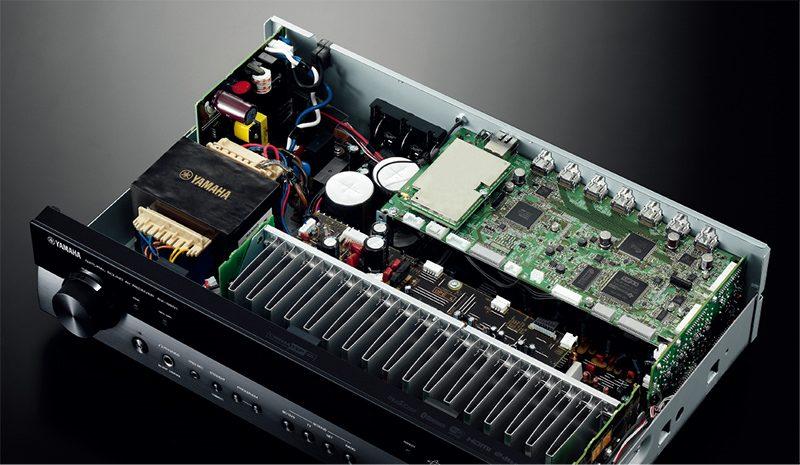 Yamaha RXS602 5.1 AV-Receiver