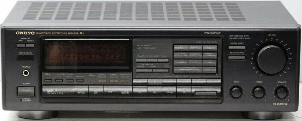 Onkyo TX 9031RDS Stereoreceiver