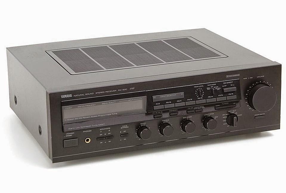 Yamaha RX 930 Receiver gebraucht & überholt